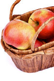Apples in Basket — Foto Stock