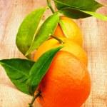 Tangerines — Stock Photo #36804031