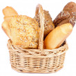 Various Bread — Stock Photo #37378665