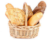 различные хлеб — Стоковое фото