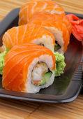 филадельфия суши — Стоковое фото