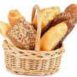 Various Bread — Stock Photo #38186793