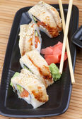 Unagi Sushi — Stock Photo
