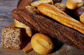 Various Bread — Stock Photo