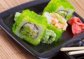 Maki sushi — Stockfoto