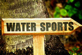 Water Sports — Stock Photo