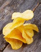 Chipsy ziemniaczane — Zdjęcie stockowe