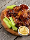 Chicken Barbecue — Stock Photo