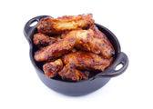 Churrasco de frango — Foto Stock