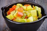 Vegetable Stew — Stock Photo