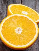 ジューシー オレンジ — ストック写真