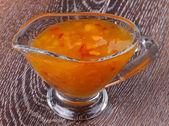 Тайский Пряный соус — Стоковое фото