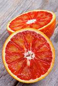 кровь-апельсины — Стоковое фото