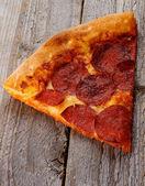 ペパロニのピザ — ストック写真