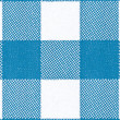 Blue Checkered Background — Stock Photo