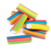 Chewy Candies — Stock Photo