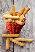 хлебные палочки — Стоковое фото