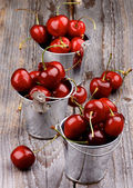 сладкая вишня — Стоковое фото
