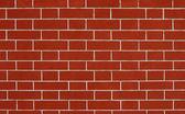 фон красного кирпича — Стоковое фото