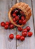 Doce de cereja — Foto Stock