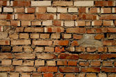 Old Brick Background — Stock fotografie
