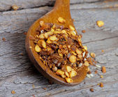 Dried Chili Flakes — Stock Photo
