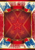 Confederate poster. — Stock Photo