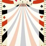 Постер, плакат: Vintage poker background