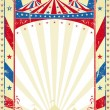 ������, ������: Old tricolor poster big top