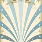 Vintage Blue background — Stock Vector #29934885