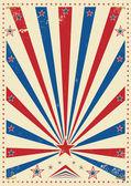 Tricolor vintage. — Stock Vector