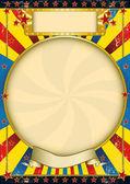 Год изготовления вина цирка — Cтоковый вектор
