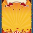 Nice poster with big top — Stock Vector #29945693