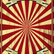 Grunge circus background. — Stock vektor