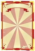 Circus advertising — Stock Vector