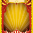 Circus background — Stock Vector #34525373