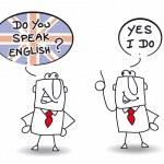 Do you speak english — Stock Vector #41854923