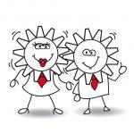 Good relationships — Stock Vector #51155907