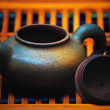 Old Teapot - Stock Photo