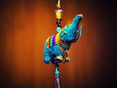 Elefante talismã — Foto Stock