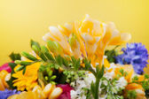 Flowers for  eighth March — Stock Photo