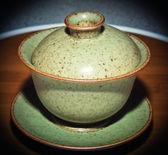 Jingdezhen teapot — Stock Photo