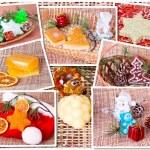 Christmas soap — Stock Photo #7693646
