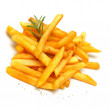 French fries, isolated — Stock Photo #15344183