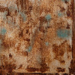Stock Photo: Grunge texture of rusty surface