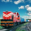Freight train — Stock Photo #30148289