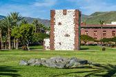 Torre del conde tower in San Sebastian de La Gomera — Stock Photo
