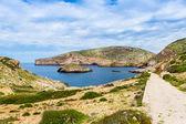 Balearic island — Stock Photo