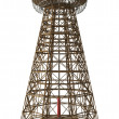 Stock Photo: NikolTeslMagnifying Transmitter Wardenclyffe Tower