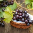 Fresh grapes-International Food — Stock Photo